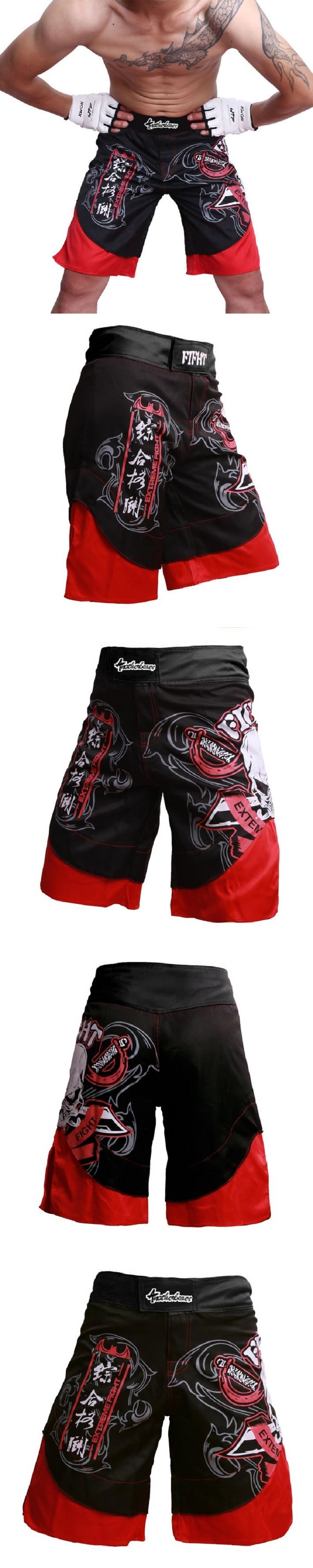 New Man's Combat Pants Mma Boxing Trunks Sport Clothes Muay Thai Multiple Style Men's Mma Clothing Wholesale Pirate hot sell