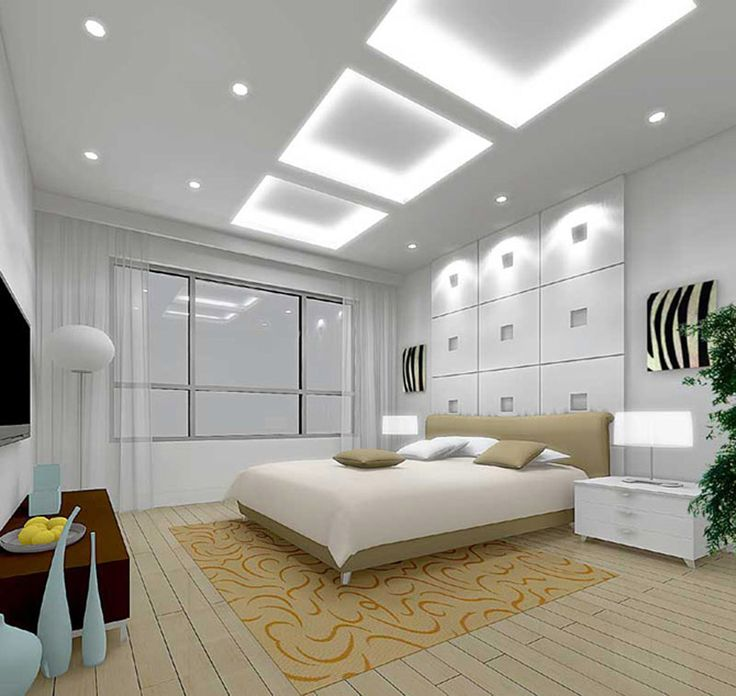 25 Creative LED ceiling lights are built