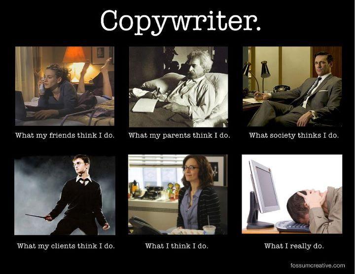 Copywriting job