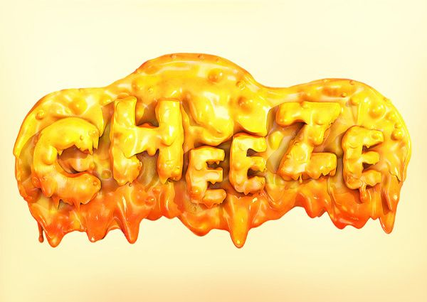 Cheeze Type by Ryogo Toyoda http://bit.ly/1v8EJAC