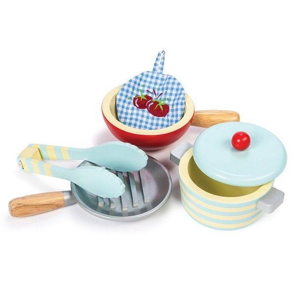 Ξύλινα σκεύη μαγειρικής | Το Ξύλινο Αλογάκι - παιχνίδια για παιδιά