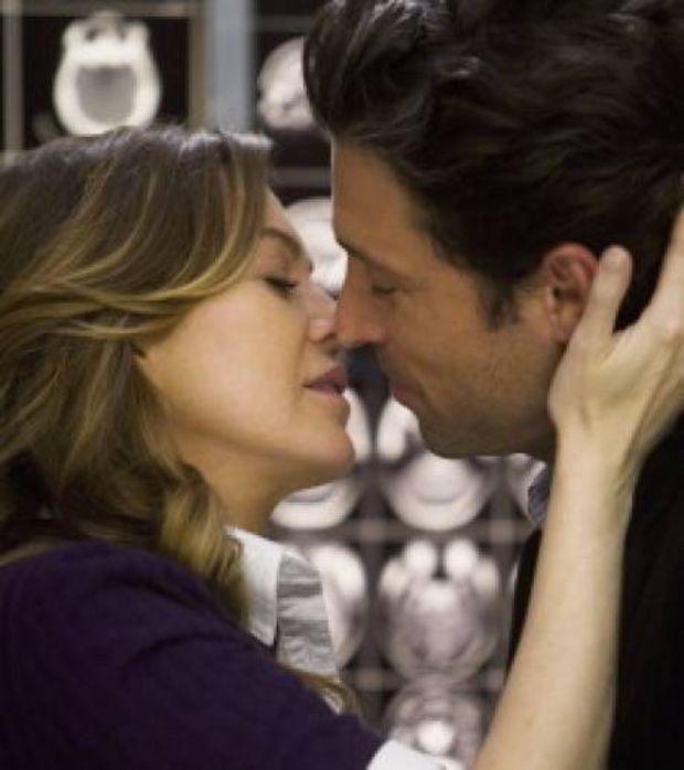 Meredith et Derek sont toujours amoureux
