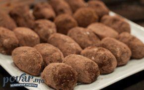 Шоколадная картошка — рецепт приготовления с фото