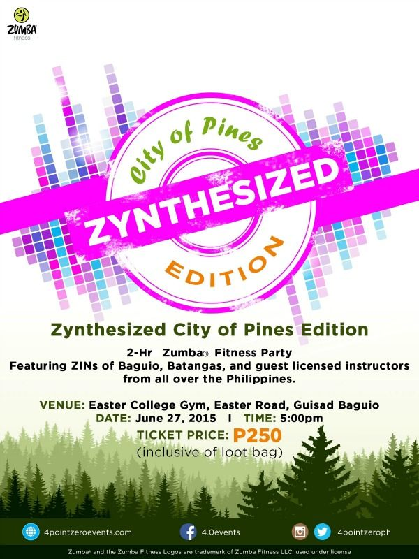 Zynthesized City of Pines Edition | Health Junkie