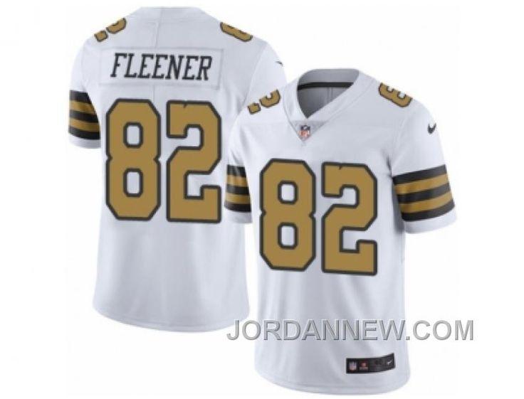 http://www.jordannew.com/mens-nike-new-orleans-saints-82-coby-fleener-elite-white-rush-nfl-jersey-for-sale.html MEN'S NIKE NEW ORLEANS SAINTS #82 COBY FLEENER ELITE WHITE RUSH NFL JERSEY FOR SALE Only $23.00 , Free Shipping!