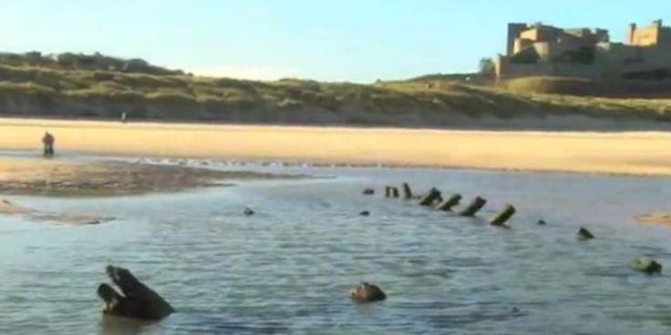 early shipwrecks | Mysterious Shipwreck May Have Inspired Early Coast Guard (VIDEO)