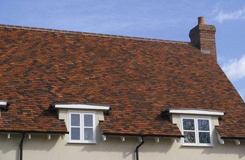 Tudor Roof Tiles Blog Clay Roof Tiles Roof Tiles Edwardian House