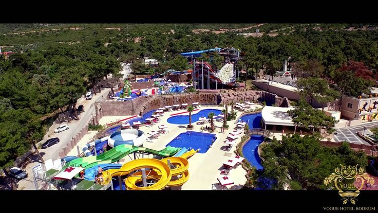 Biggest AquaPark in Bodrum