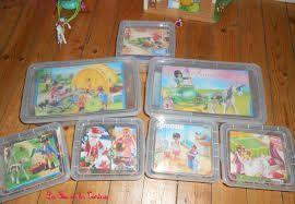 17 meilleures id es propos de rangement des jouets d - Rangement pour playmobil ...