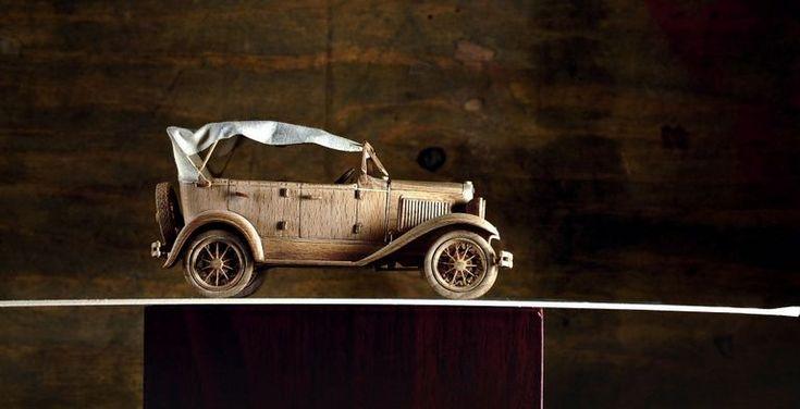 Amazing scale model cars made of wood from Alexey Safonov | Удивительные масштабные модели автомобилей из дерева от Алексея Сафонова