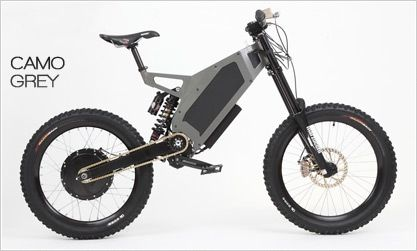 ebike that goes 50MPH- silent so the zombies won't hear you.
