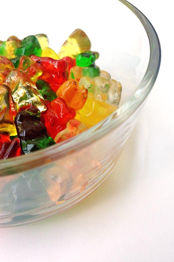 Drunken Gummy Bears // Feast + West