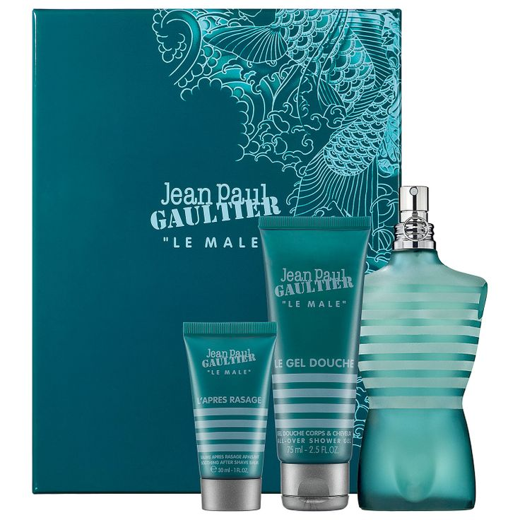 Jean Paul Gaultier LE MALE Gift Set #Sephora #gifts #giftsforhim