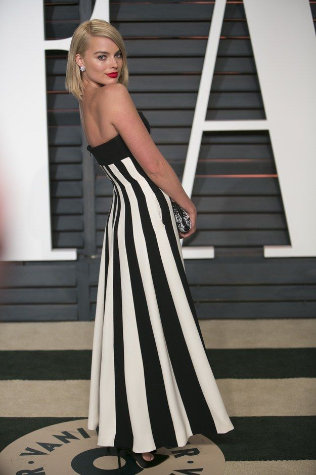 Margot Robbie | And Here's What Everyone Wore To The Oscars After Parties