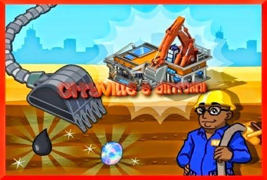 Fans di cityville-il blog: CityVille-Obiettivo L' Escavatore