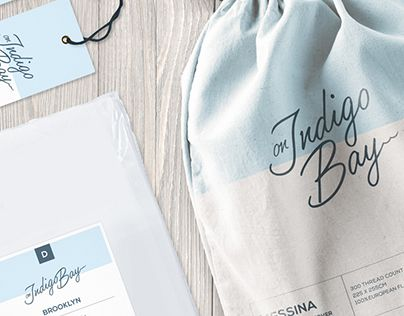 Check out new work on my @Behance portfolio: On Indigo Bay is the sister brand…