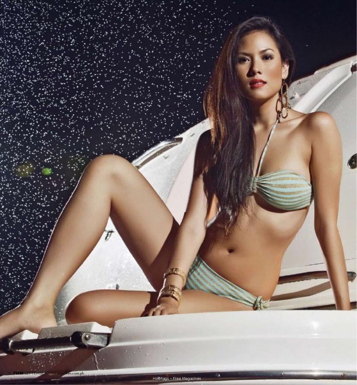 Bianca manalo in bikini