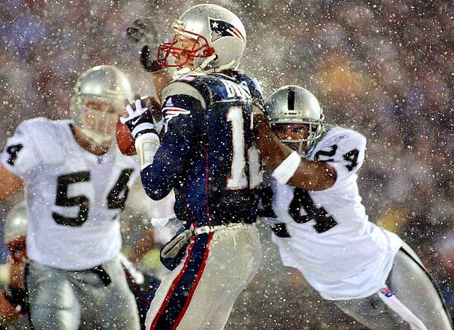 Pinnacle Moments in NFL History | Sports Illustrated Kids  Tuck rule game