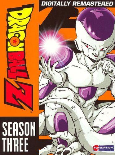 DragonBall Z: Season Three [6 Discs] [DVD]