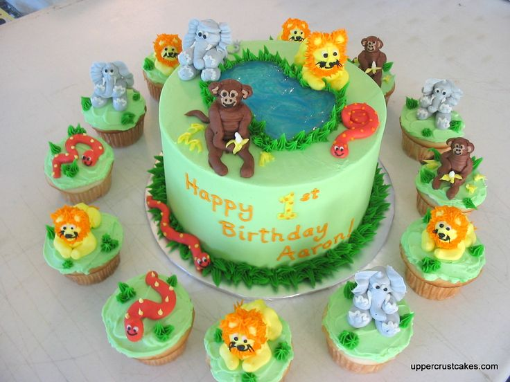 best safari cakes images on   safari cakes, animals, Baby shower invitation