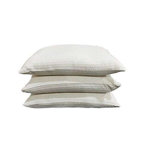 Kanyoga Cotton Neutral Buckwheat Hull Pillow(46 x 30 CM),1 Piece