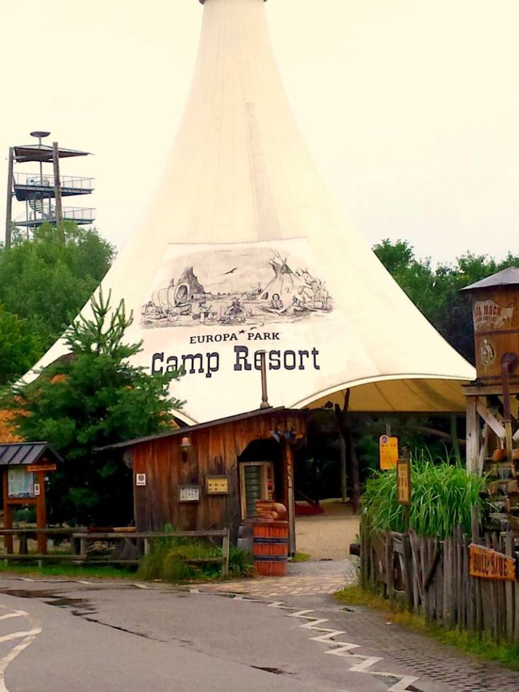 Camp Resort #Europa Park #Rust Germany