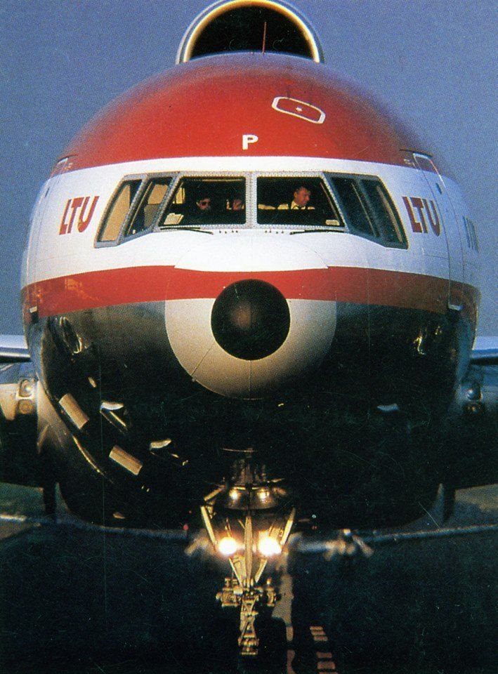 LTU German Airline, Lockheed Tri-Star L-1011