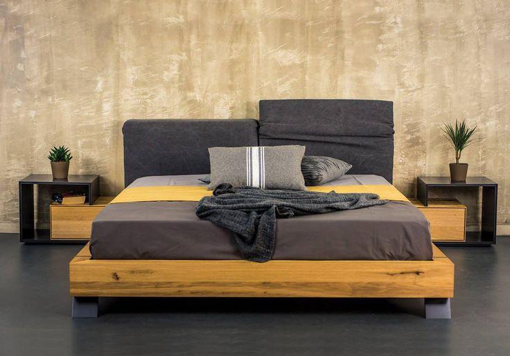 ΚΡΕΒΑΤΙ CUBE  ΡΟΥΣΤΙΚ    Πτυσσόμενες μαξιλάρες  Μοντέρνο κρεβάτι άριστης ποιότητας ελληνικής κατασκευής    Για στρώμα 160 x 200   Δυνατότητα επιλογής διαστάσεων  Μεγάλη επιλογή σε αποχρώσεις υφάσματος και χρώματος ξύλου.  *Διαθέσιμο στην έκθεση μας. Στην τιμή περιλαμβάνονται :  Κρεβάτι για στρώμα 160 x 200  Δύο κομοδίνα  Τουαλέτα Καθρέφτης  Ανατομικό τελάρο  Το στρώμα δεν περιλαμβάνεται    *Διαθέσιμο στην έκθεση μας.  price 2.506,00€ #bed #modern #bedroom #luxury