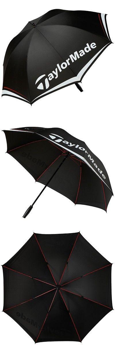 Golf Umbrellas 18933: New Taylormade Golf- 2017 Single Canopy Umbrella -> BUY IT NOW ONLY: $34.99 on eBay!