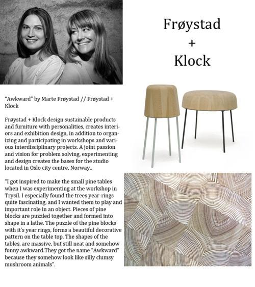 Frøystad + Klock