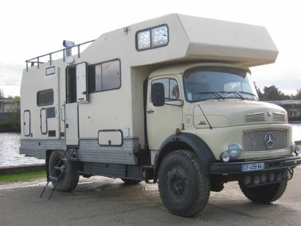 Camping car poids lourd d occasion 4×4 – Tracteur tondeuse occasion diesel