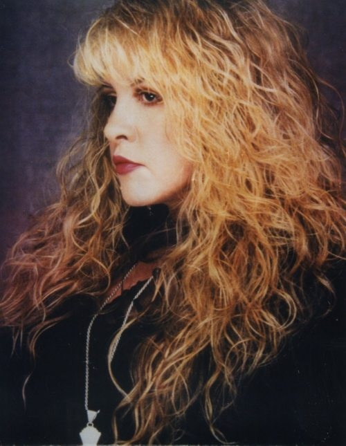 Stevie Nicks- one of the best female voices in music history.