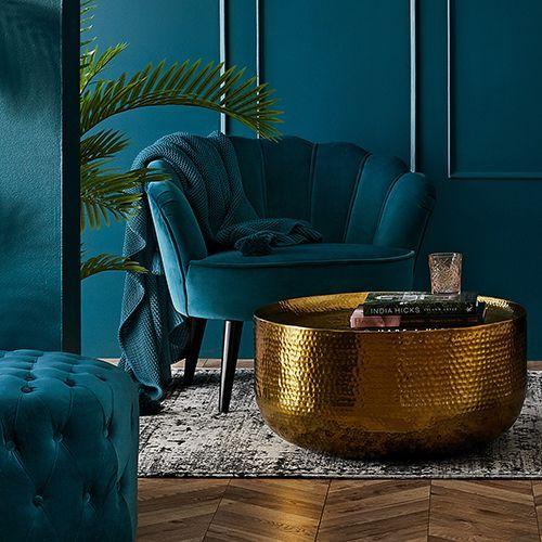 – Ariel Velvet Chair – Furniture – Chairs – Mercer + Reid – Adairs Online
