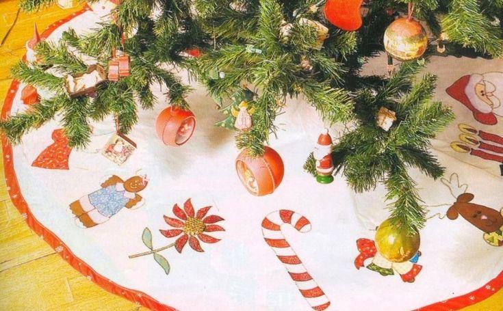 El pie de árbol es una base que se coloca en el suelo tanto para decorar nuestro hogar con motivos de esta festividad el principal objetivo era para recoger todos los objetos que se vayan desprendi...