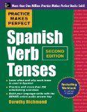 Estar Spanish Verb Conjugation Tables in Different tenses