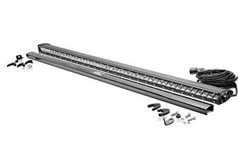 Rough Country – 70750 – 50-inch Chrome Series Single Row Straight CREE LED Light Bar