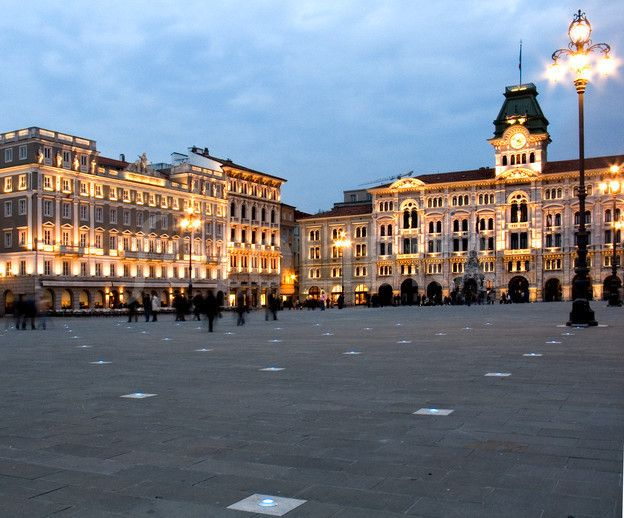Trieste, Italy beautiful city!!