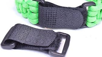 (4) Paracord Accessories: Intro to Buckles, Shackles & Hardware - YouTube