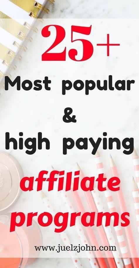 25 + › Suchen Sie nach verschiedenen Wegen, um Ihr Einkommen als Blogger zu steigern? Die Affi …