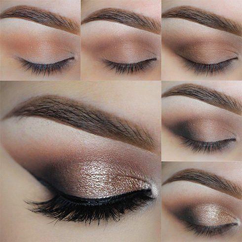 Top 4 Make-up Tipps für das Aussehen Fab beim Tragen eines Coral Dress