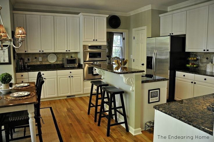 baltic-brown-granite-with-white-cabinets