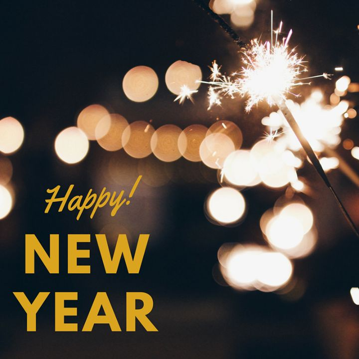 Wishing you and your family a Happy New Year from your friends at Choice Mortgage Bank. #2018