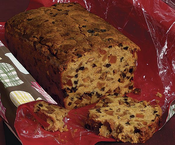 Spiced Rum Fruitcake | This classic rich, dark cake made with liquor-soaked fruit is so delectable you'll be loath to give it away.