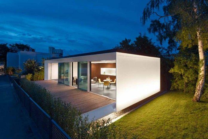 Mit intelligenter Technik ein helles Haus. Foto: Z. Brown/Schwörer Haus