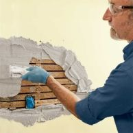 This Old House: How to Repair Plaster  Make damage to lath and plaster walls disappear for good using the right techniques and materials