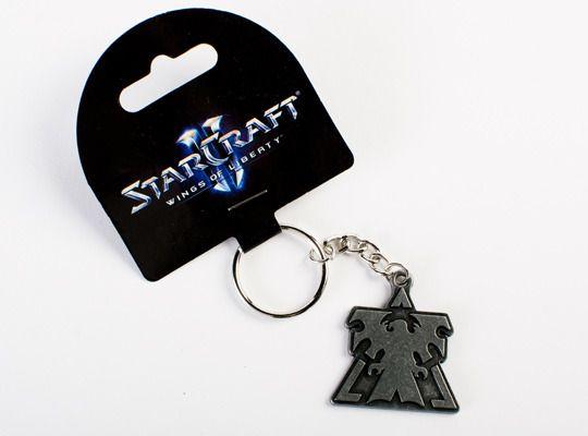 Starcraft 3 Terran Keychain