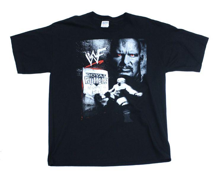 WWF ROYAL RUMBLE 1999 VINTAGE T-SHIRT XL