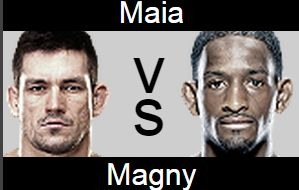 UFC 190 Neil Magny vs Demian Maia Prediction