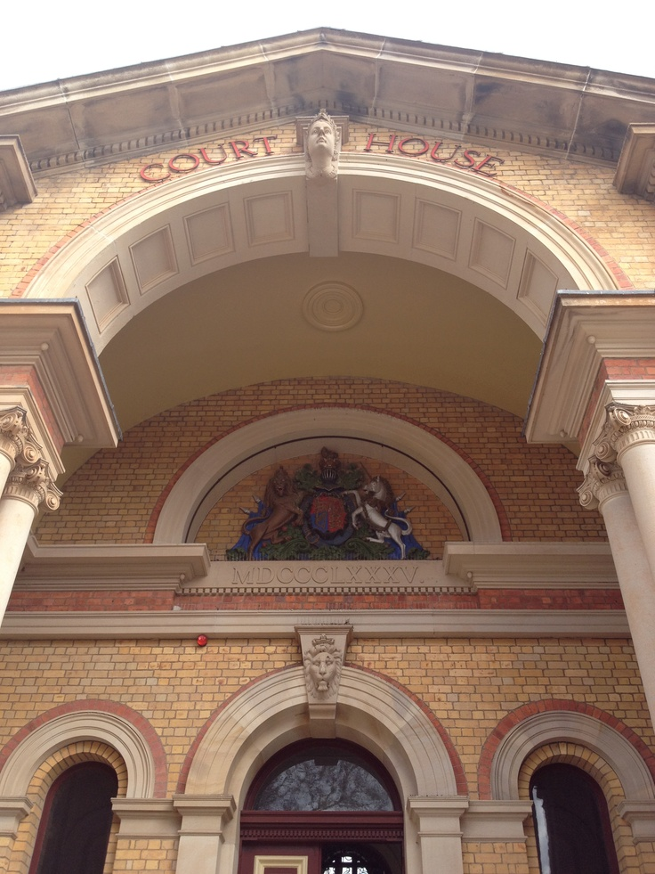 Our amazing, historical courthouse