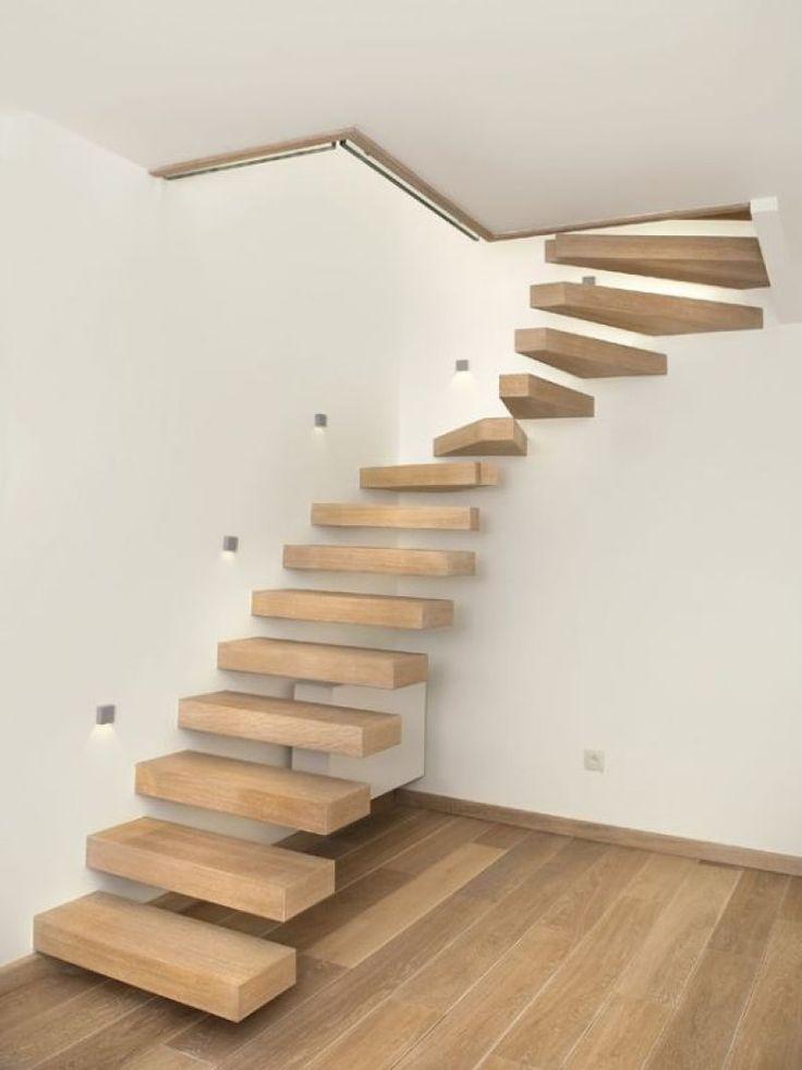 De zwevende trap